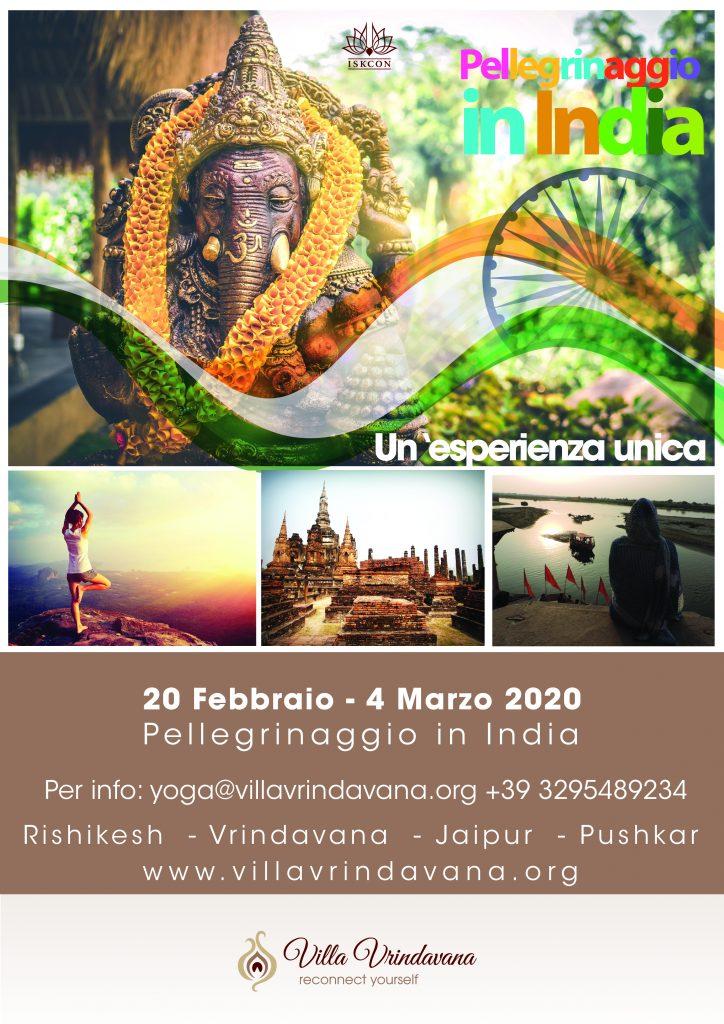 pellegrinaggio in india - viaggiare - yoga - mantra - toscana