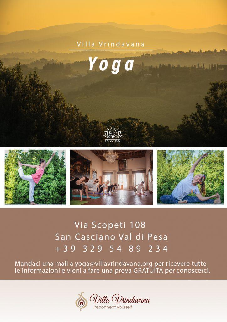 Yoga - mantra - chianti - san casciano - val di pesa - firenze - ashtanga