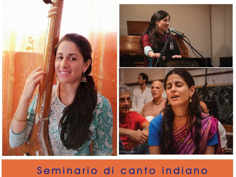 mantra yoga - canto indiano - san casciano