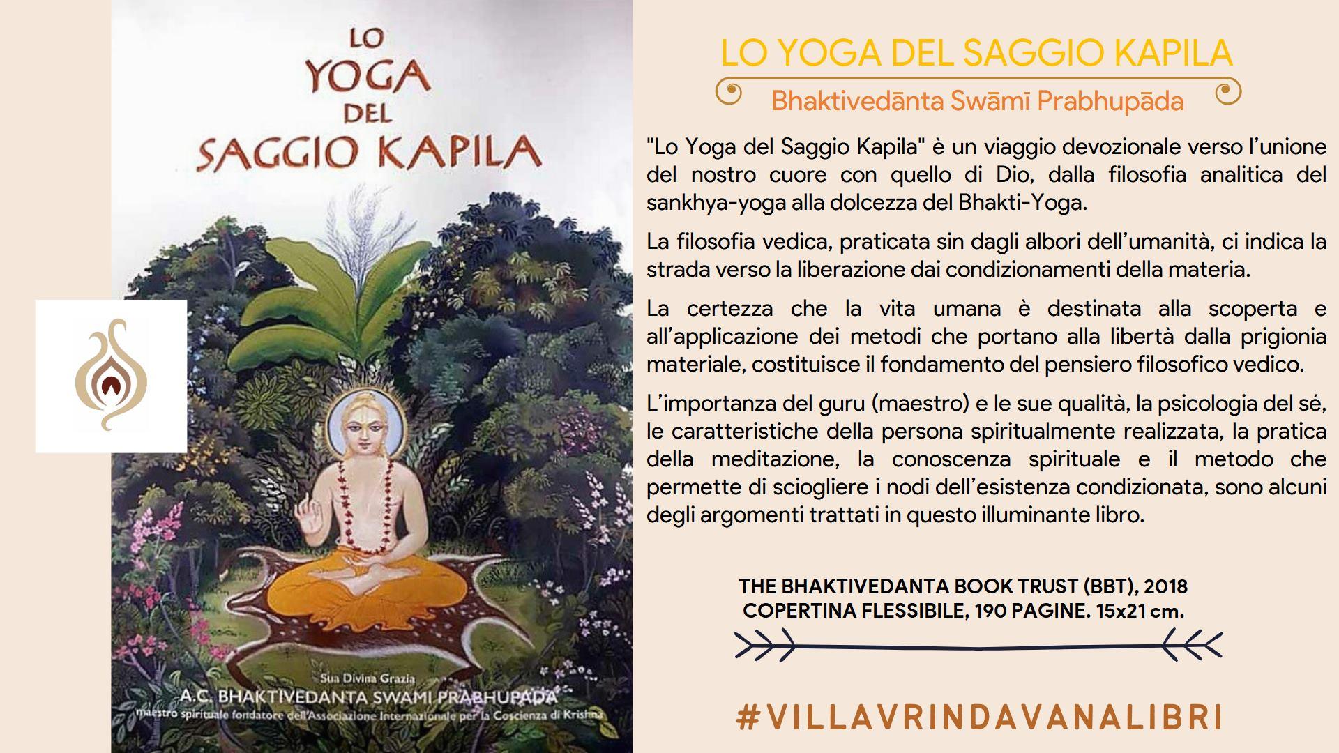 Lo yoga del saggio Kapila