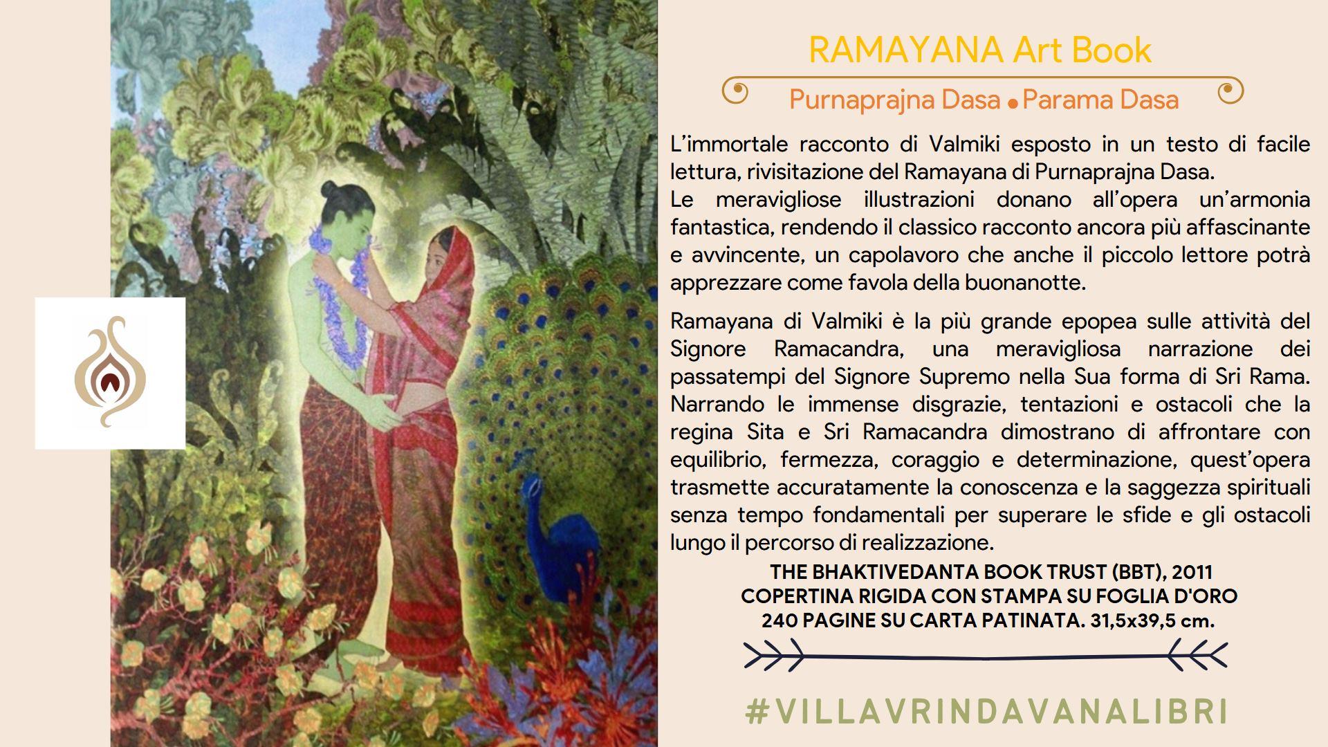Ramayana Art Book
